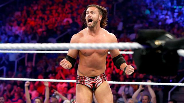 Breaking News: Justin Gabriel напусна WWE!