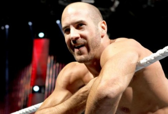 Interview de Cesaro