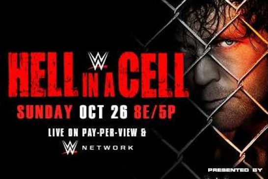 Live Résultats Hell in a Cell