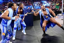 Update sur le KickOff de Wrestlemania / Sheamus salement blessé / The New Day en promo