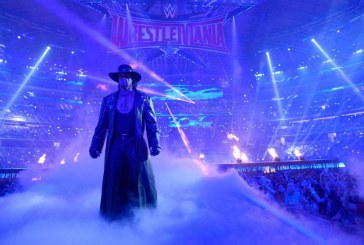 The Undertaker sort de sous le ring (Vidéo) / Nouvel aperçu de la construction de Wrestlemania